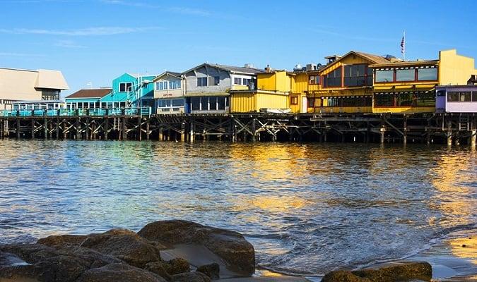Pontos Turísticos de Monterey