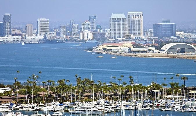 Pontos Turísticos de San Diego